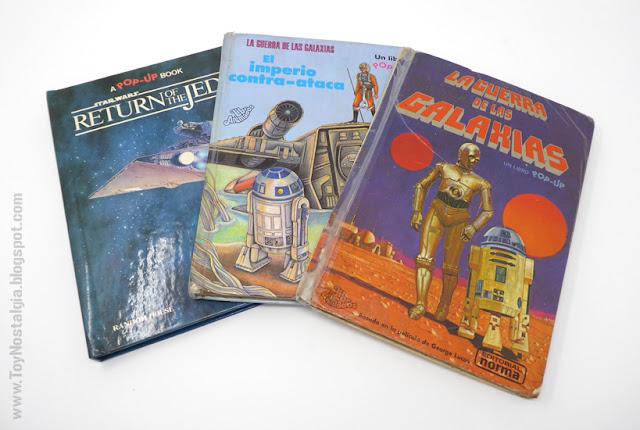 STAR WARS - Pop UP books  Editorial NORMA - Libros Animados Ib Penick