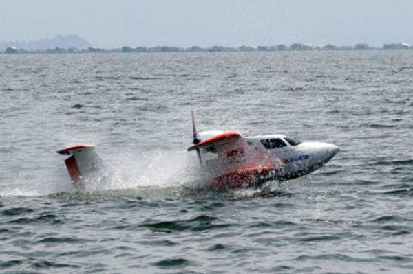 Ongen Sukses Ciptakan Drone dan Rancang Kapal Laut Tanpa Awak
