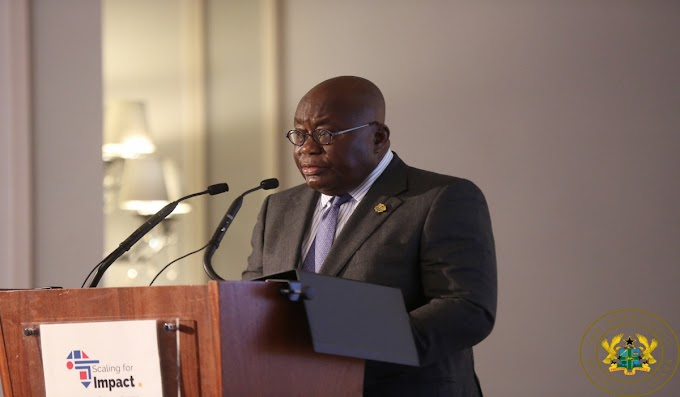 """We Will Create Assets For Ghana From Oil Revenues"" – President Akufo-Addo"
