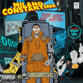 Milano Constantine - The Way We Were - Album Download, Itunes Cover, Official Cover, Album CD Cover Art, Tracklist