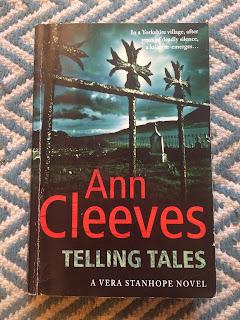 Telling Tales by Ann Cleeves (Vera Stanhope #2)