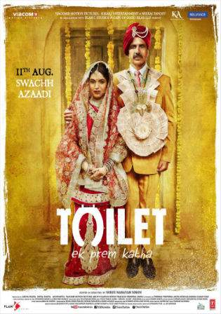 Toilet Ek Prem Katha (2017) Movie Poster
