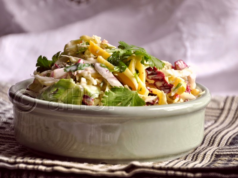 Tropical Slaw