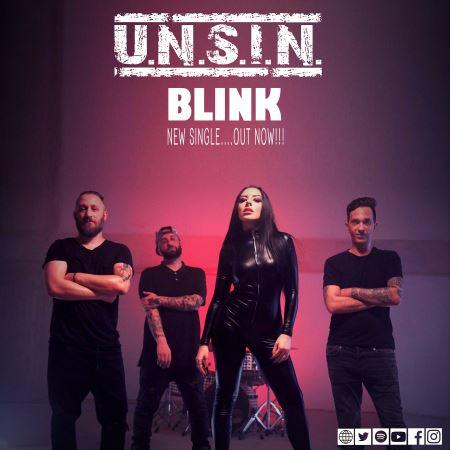 """U.N.S.I.N: Video για το νέο single """"Blink"""""""