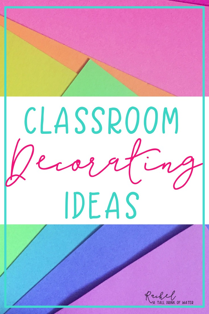Decorating Themes classroom decorating ideas - rachel a tall drink of water