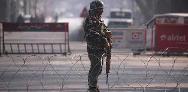 Warga Kashmir Rayakan Idul Adha Di Tengah Pembatasan