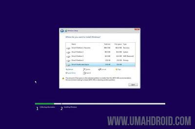 Membuat Bootable Windows 10 di Linux