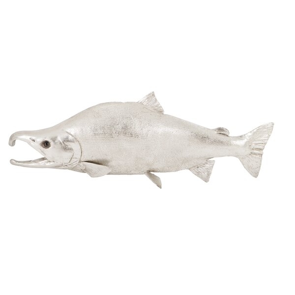 Sockeye Salmon Fish Wall Decor