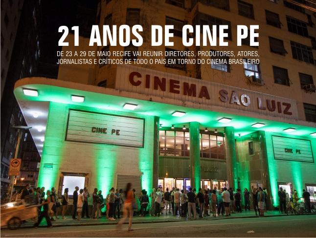 Cinema 21 anos de cine pe revista mensch de 23 a 29 de maio recife vai reunir diretores produtores atores jornalistas e crticos de todo o pas em torno do cinema brasileiro stopboris Image collections