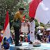 Meriahnya Karnaval Di Kotabaru Sambut HUT Ke 74 RI