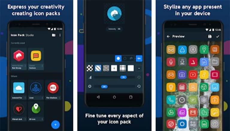 inilah 5 aplikasi icon generator pembuat ikon terbaik di android inilah 5 aplikasi icon generator