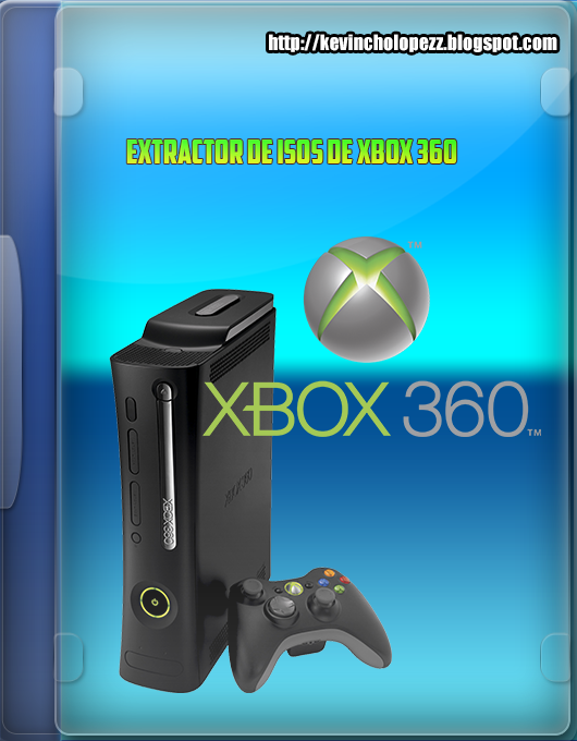 Como extraer isos para xbox rgh español mega
