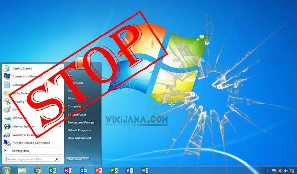জানুয়ারীতেই বন্ধ হচ্ছে Windows 7 , উইন্ডোজ ১০ আপগ্রেড করুন