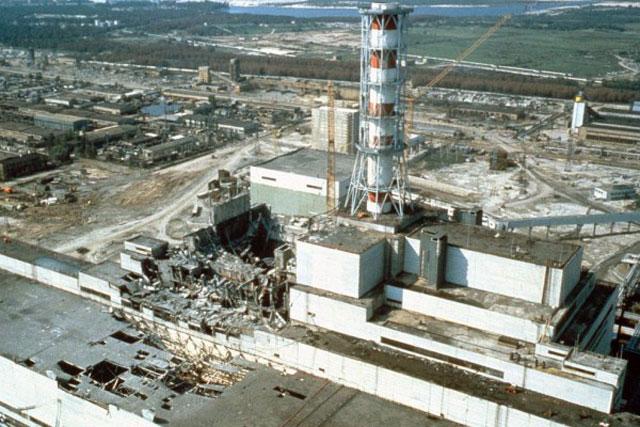 Bencana Reaktor Nuklir Chernobyl