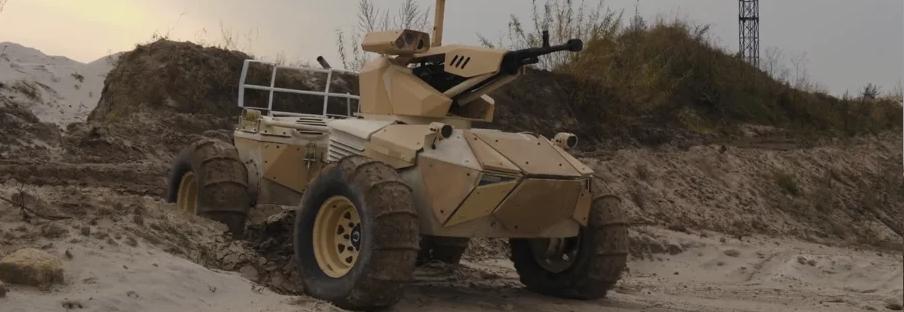 За кордоном зацікавилися українською роботизованою платформою від компанії Roboneers