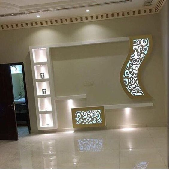 Best 50 Modern Wall Niches Designs For Wall Decoration