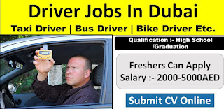 Recruitment Driver with Manual License in Ajman, UAE