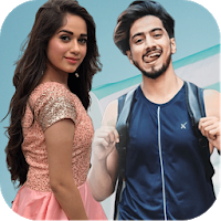 Selfie With Jannat Zubair - Mr Faisu Wallpapers Apk free for Android