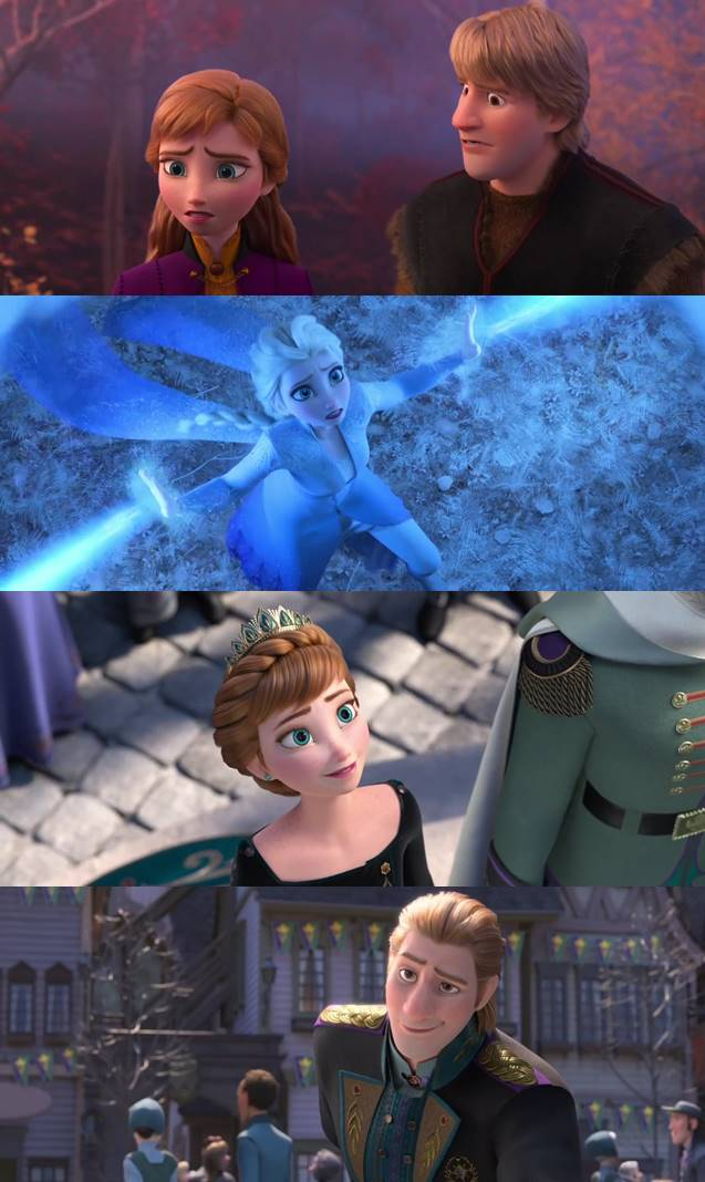 Frozen 2 (2019) Dual Audio Hindi 720p HDRip 850MB Desirehub
