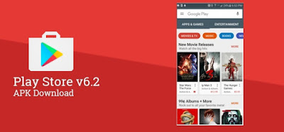 Google Play Store Got Update With New Logo Download Play Store v6.4.12 APK