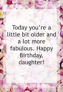 Heartwarming Birthday Wishes For Daughter Birthday Wishes Images