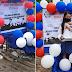 Eskwelahan sa Antique, Kalabaw ang Ginamit Para sa House-to-House Mobile Graduation Rites!