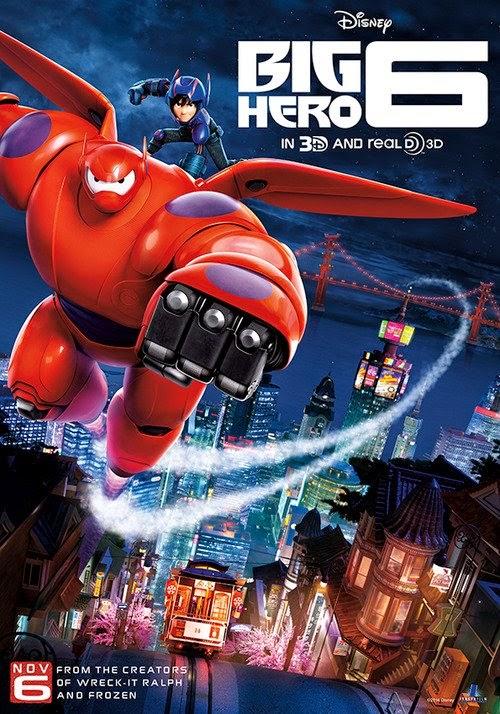 Big Hero 6 บิ๊กฮีโร่ 6 [HD]