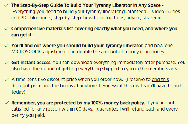 Tyranny Liberator - Step By Step Video Guide. A Brand New Product With A Very Interesting Diy Project On Building A Big Battery For A Home From Recycled Laptop And Powertools Batteries.