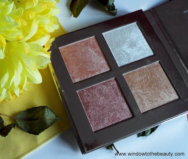 revolution highlighters palette