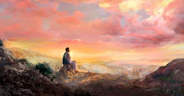 Lòng tin vào Thần Thánh là người có phúc lớn sẽ vượt qua hoạn nạn