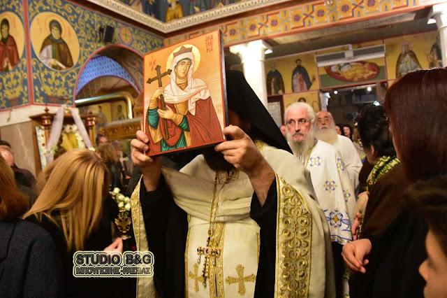 Το Άργος γιορτάζει την Αγία Αικατερίνη