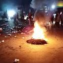 Aksi Tolak TKA di Kendari, Massa Sweeping Mobil yang Keluar Bandara Haluoleo