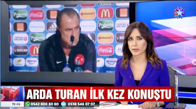"""""""Fatih Terim beni basının önüne attı"""""""