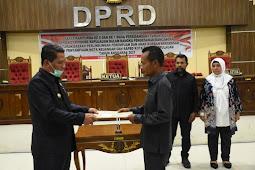 Ansar Daaly Apresiasi DPRD Sahkan Perda Perlindungan Perempuan dan Anak di Kota Tidore Kepulauan
