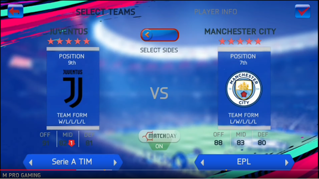 FIFA 20 Download for Android (Apk+Data) Latest Version