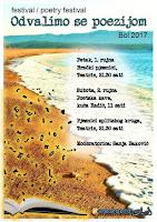 Festival Odvalimo se poezijom - Bol slike otok Brač Online