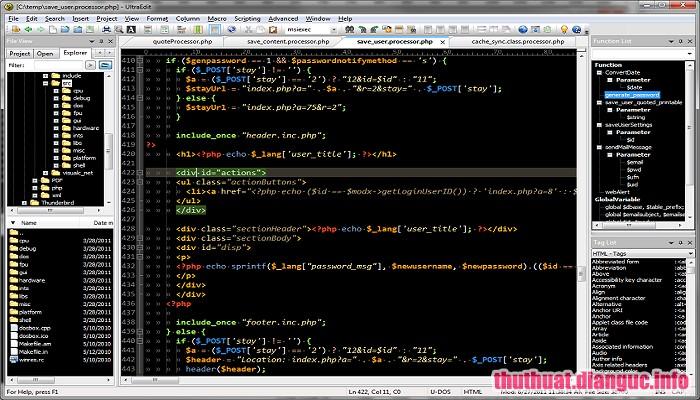 Download IDM UltraEdit 26.00.0.72 Full Cr@ck