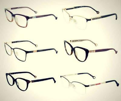 Óculos de Grau Feminino Carolina Herrera