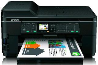 Epson WF-7515 Télécharger Pilote Driver Pour Windows Et Mac