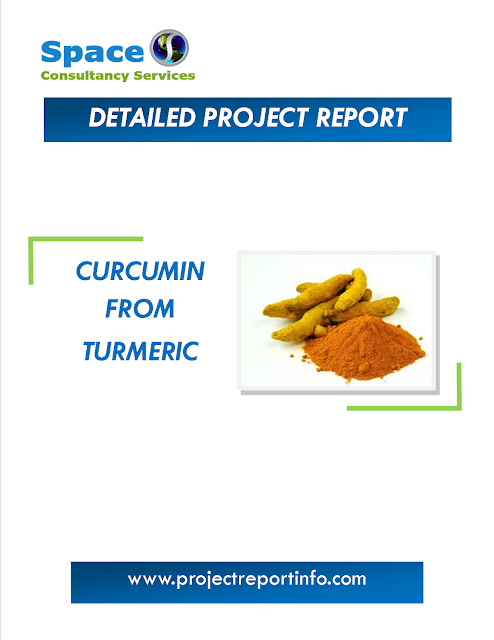 Project Report  on Curcumin from Turmeric