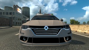 Renault Talisman 2017 car mod