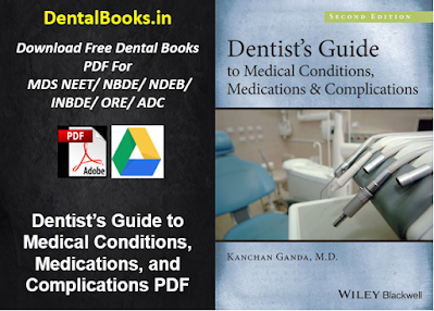 Dentist's Guide to Medical Conditions, Medications, and Complications PDF