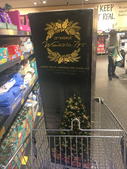 ALDI Christmas Tree Availability NSW