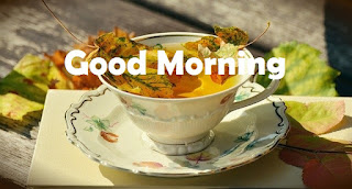 morning tea images real