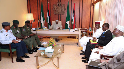 Governors To Buhari: Sack Head of Police, Military, Others If They Can't Stop Killings