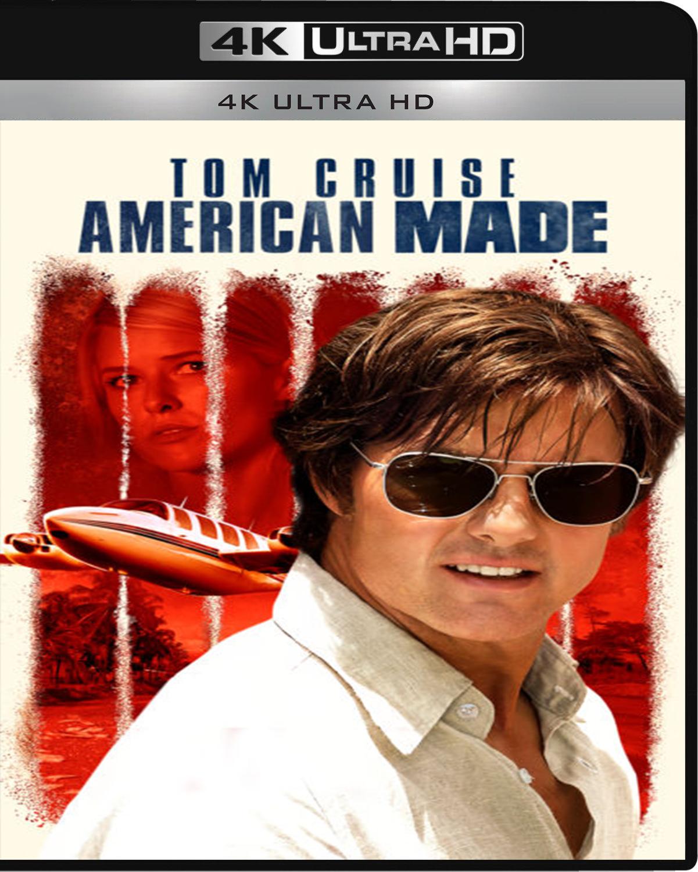 American Made [2017] [UHD] [2160p] [Latino]