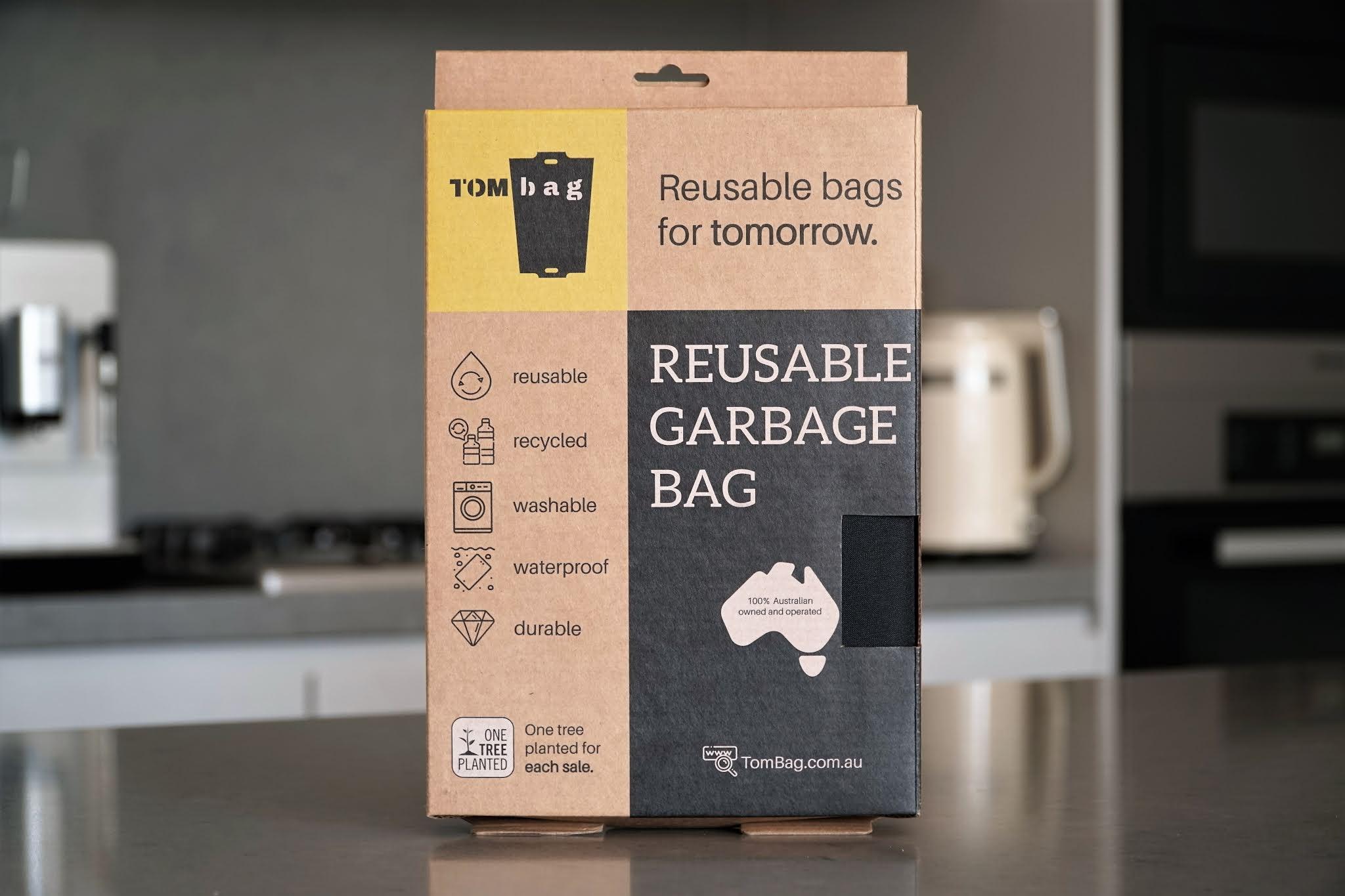REUSABLE TRASH BAGS