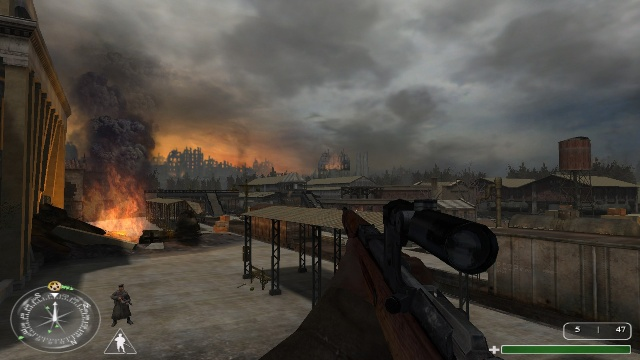 Download Call of Duty United Offensive PC Games Gameplay