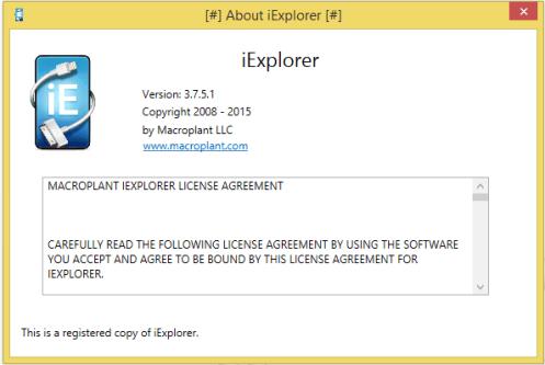 iexplorer serial code generator