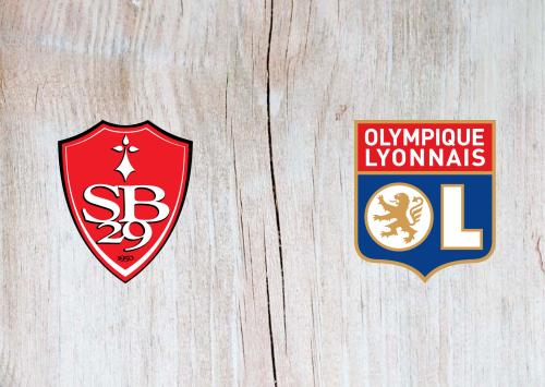Brest vs Olympique Lyonnais - Highlights 25 September 2019